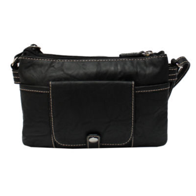 Rosetti® Cash and Carry Pockets Mini-Crossbody Bag