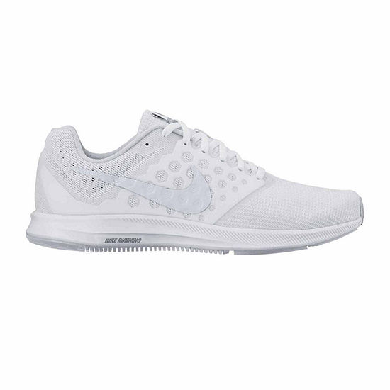 876f01f34bd Nike Downshifter 7 Womens Lace-up Running Shoes - JCPenney