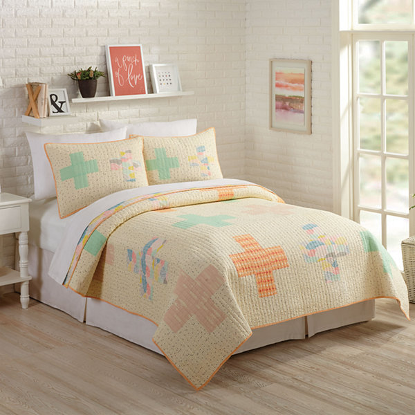 Makers Collective Bonnie Christine Hillside Springs Quilt Set