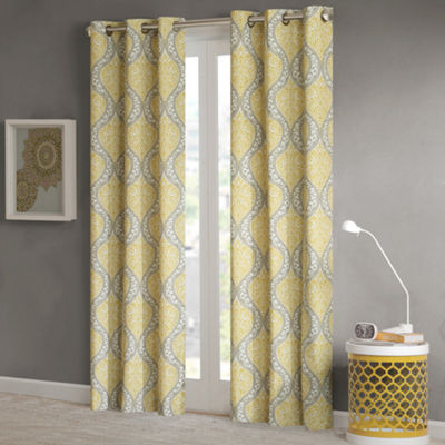 Nimah Grommet-Top Curtain Panel
