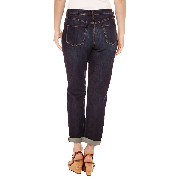 St. John's Bay Boyfriend Fit Jeans