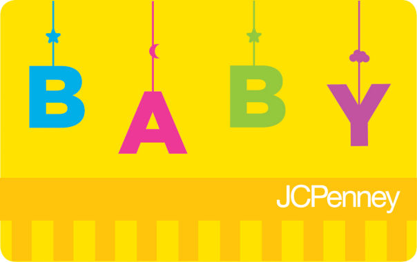 jcpenney.com | Baby Mobilie Gift Card