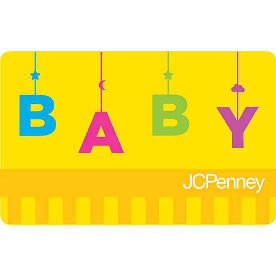 $25 Baby Mobile Gift Card