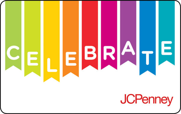 jcpenney.com | Thank You Rainbow Gift Card