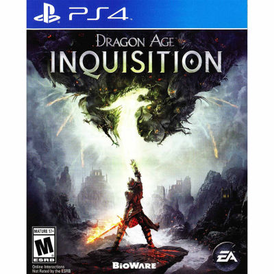 Playstation 4 Dragon Age: Inquisition Video Game