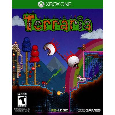 XBox One Terraria Video Game