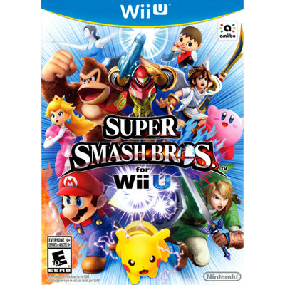 Wii U Super Smash Bros. Video Game