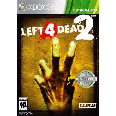 XBox 360 Valve Left 4 Dead 2 Video Game