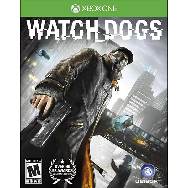 XBox One Watch Dogs Video Game