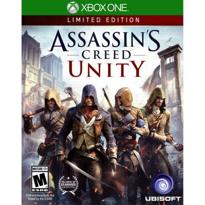 XBox One Assassins Creed: Unity - Limited Edition Video Game