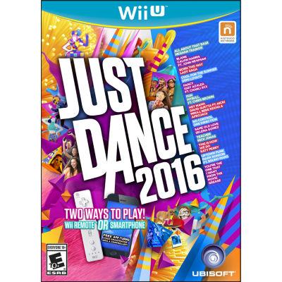 Wii U Just Dance 2016 Video Game