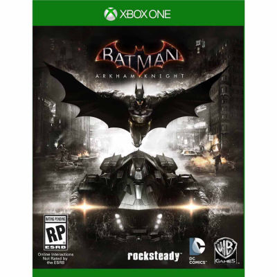 XBox One Batman: Arkham Knight Video Game