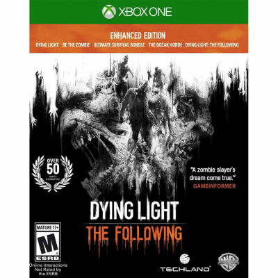 XBox One Dying Light: The Following - Enhanced Edition Video Game