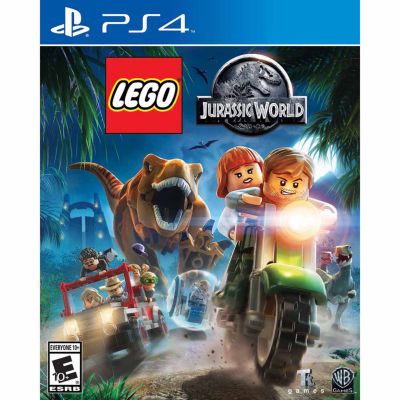 Playstation 4 Lego Jurassic World Video Game
