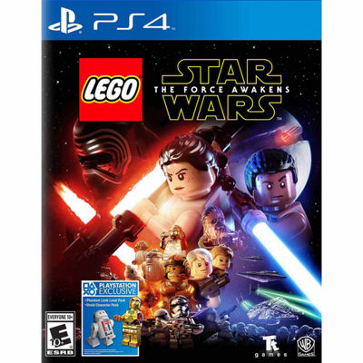 Playstation 4 Lego Star Wars: The Force Awakens Video Game