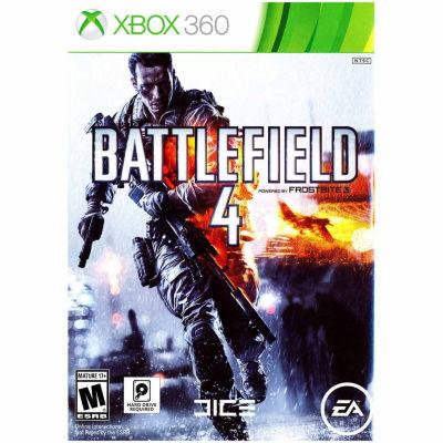 XBox 360 Battlefield 4 Video Game