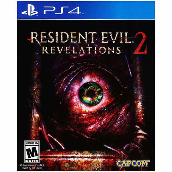 Playstation 4 Resident Evil Revelations 2 Video Game