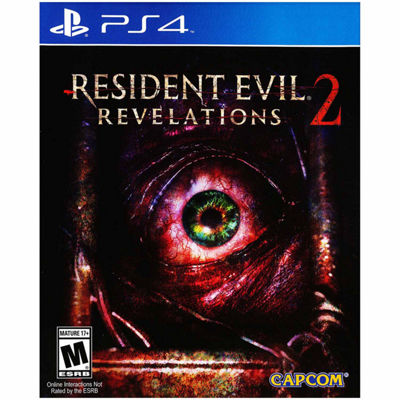 Playstation 4 Resident Evil: Revelations 2 Video Game