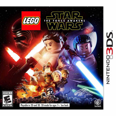 Nintendo 3DS Lego Star Wars: The Force Awakens Video Game