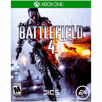 XBox One Battlefield 4 Video Game