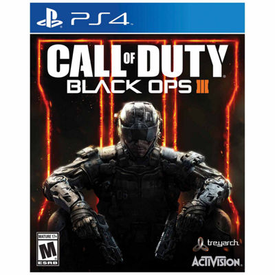 Playstation 4 Call Of Duty: Black Ops Iii Video Game