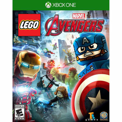 XBox One Lego Marvel Avengers Video Game