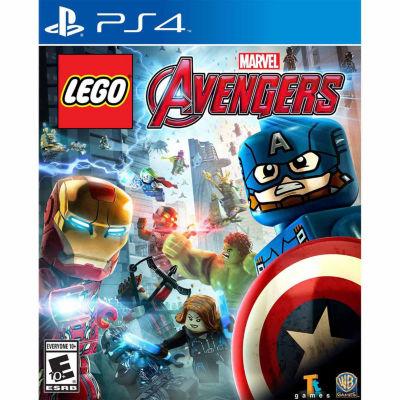 Playstation 4 Lego Marvel Avengers Video Game