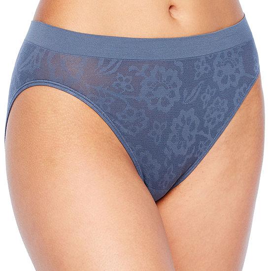 Ambrielle Seamless High Cut Panty