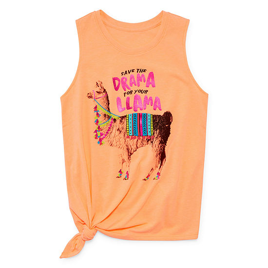 Arizona Match-Back Tank Top - Girls' 4-16 & Plus