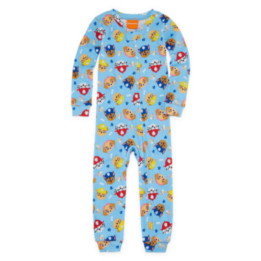Paw Patrol One Piece Pajama-Toddler Boys