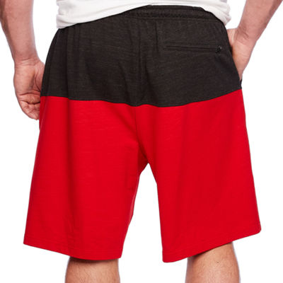 The Foundry Big & Tall Supply Co. Terry Cloth Workout Shorts Big and Tall