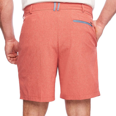 IZOD Solid Hybrid Short Hybrid Shorts-Big and Tall