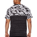 The Foundry Big & Tall Supply Co. Mens Crew Neck Short Sleeve T-Shirt-Big and Tall