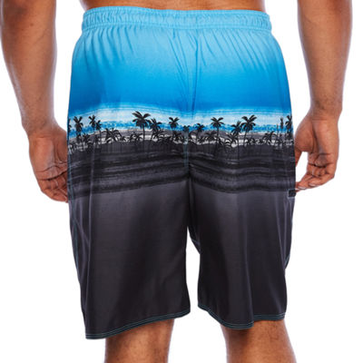 Burnside Swim Shorts Big and Tall