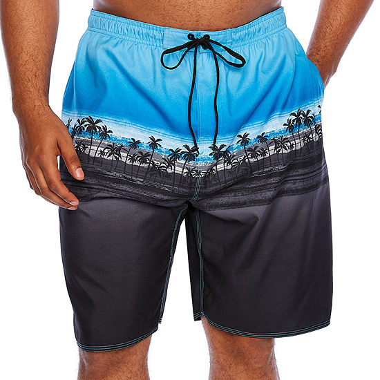 89d8462a8dfab Burnside Swim Trunks Big and Tall - JCPenney
