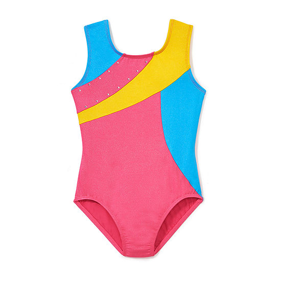Jacques Moret Sleeveless Leotard - Big Kid