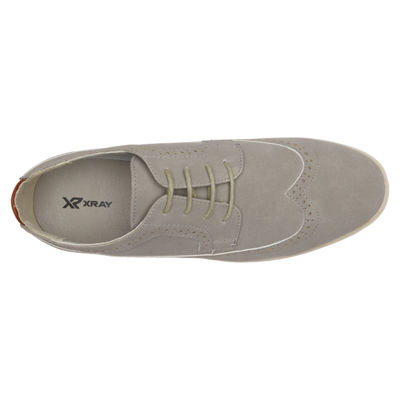 X-Ray K2 Mens Oxford Shoes Lace-up Wing Tip
