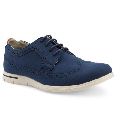X-Ray Mens K2 Oxford Shoes Lace-up Wing Tip