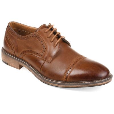 Vance Co Mens Warren Oxford Shoes Lace-up