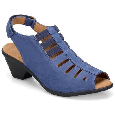Comfortiva Faye Womens Heeled Sandals Wide
