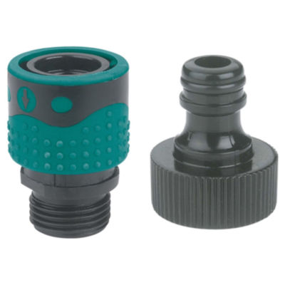 Gilmour 39Q 2 Piece Faucet Connector Set