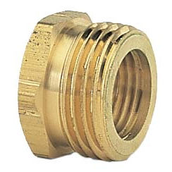 "Gilmour 7MP7FH 34"" NPT-M  X 34"" NH-F Brass Connector"""