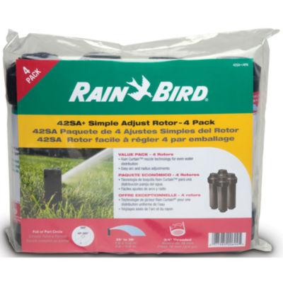 Rain Bird 42SA+/4PK 42SA+ Rotor 4 Count