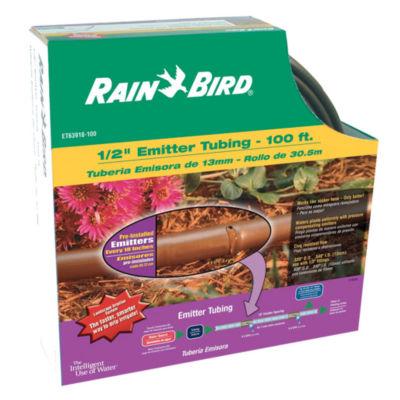 """Rain Bird ST63-100S 1/2"""" Emitter Tubing 100'"""""""