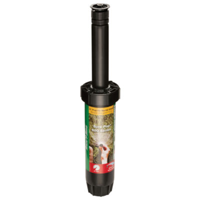 "Rain Bird SP40AP-25 4"" Adjustable Pattern Sure Popª Pop-Up Spray Head"""