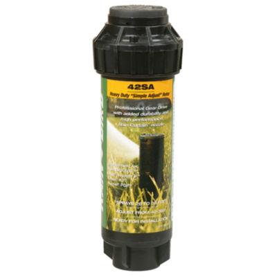 Rain Bird 42SA+ Heavy Duty Closed Case AdjustableRotor Sprinkler