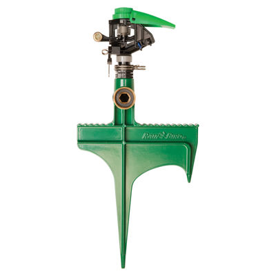 Rain Bird P5RLSP Plastic Impact Sprinkler On HoseEnd Spike