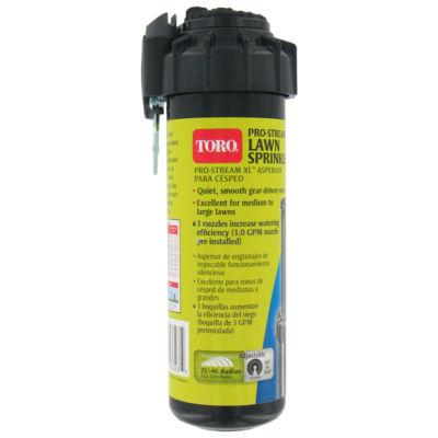 "Toro 53823 5"" ProStream XLª Lawn Sprinkler With Nozzles"""