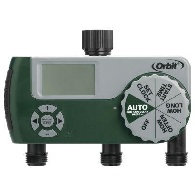 Orbit 56082 3 Outlet Digital Timer