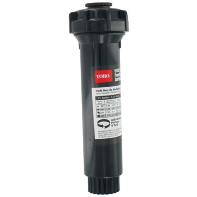 "Toro 53813 4"" 180¡ Pop Up Sprinkler"""